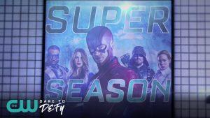 The CW PROMO: Celebrating CW Superheroes