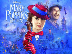 MARY POPPINS RETURNS: Behind The Scene Featurette