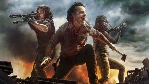 THE WALKING DEAD: Rick Grimes' Promo