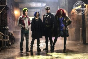 TITANS FEATURETTE