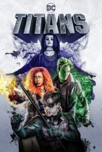 DC's TITANS: A Cool New Poster – & Beast Boy Transforms… Naked