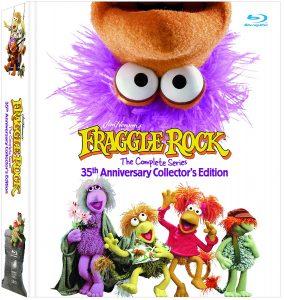 <em>Fraggle Rock</em>: The Complete Series Blu-ray