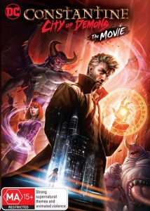 CONSTANTINE: CITY OF DEMONS – OWN IT TODAY