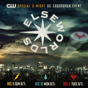 CW CROSSOVER: Elseworlds Promo Trailer!