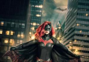 CW's BATWOMAN REVEALED!