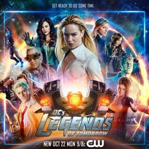 DC's LEGENDS OF TOMORROW: Promo Trailer