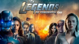 DC's LEGENDS OF TOMORROW: Premiering Tonight, After Arrow!