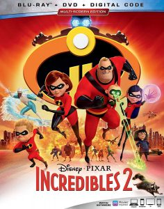 <em>The Incredibles 2</em> Blu-ray Review