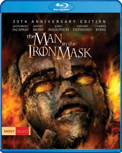 <em>The Man In The Iron Mask</em> Blu-Ray Review