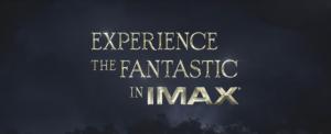 IMAX: See Fantastic Beasts On The BIG Screen