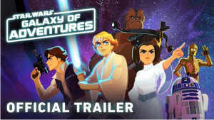 STAR WARS-GALAXY OF ADVENTURES: Trailer… It Launches Nov. 3rd!