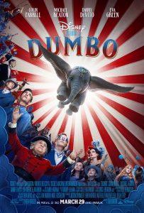DISNEY'S DUMBO: The Poster