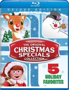 The Original [Rankin Bass] Christmas Specials Collection Blu-ray Review