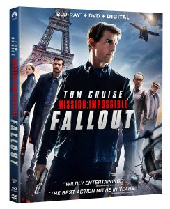 <em>Mission: Impossible – Fallout</em> Blu-ray Review – Cutting It Close Behind The Scenes