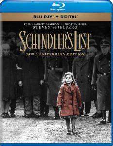 <em>Schindler's List</em> 25th Anniversary Edition Blu-ray Review