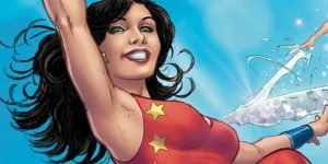 TITANS: Wonder Girl Costume Leaked!
