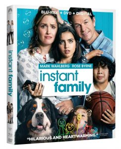 <em>Instant Family</em> Blu-ray Review: The Real Stories Behind the Scenes