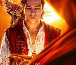 'ALADDIN' CONJURES UP NEW CHARACTER POSTERS!
