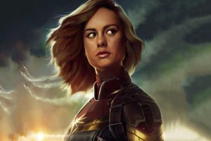 My Amazing Evening With CAPTAIN MARVEL's Other Squad Of Supers The Visual Development Team!