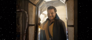 THE STAR WARS CELEBRATION: LANDO IS BACK!