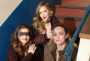 ARROW IS BACK: And It's Ladies Night!