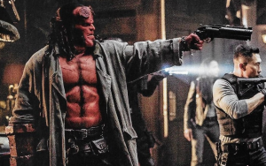 HELLBOY'S REVIEWS AREN'T HEAVENLY