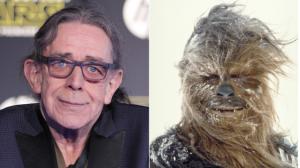 STAR WARS: Peter Mayhew aka 'Chewbacca' has passed away