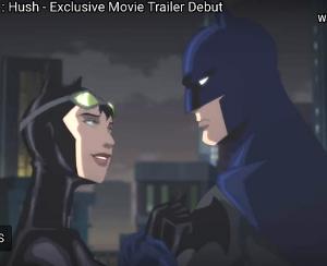 DC's Animated BATMAN Tale Gets a Trailer: 'HUSH'