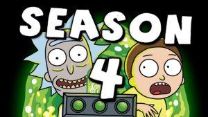 RICK AND MORTY: Season 4 This November