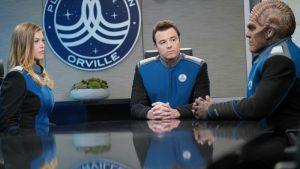 THE ORVILLE RENEWED: Season 3 Secured
