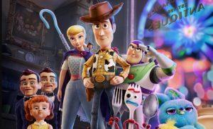 Toy Story 4: My 1st Impression