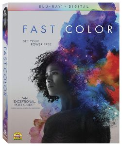 <em>Fast Color</em> Blu-Ray Review: Waterless World