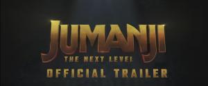 """JUMANJI: THE NEXT LEVEL"" Gets A Trailer"