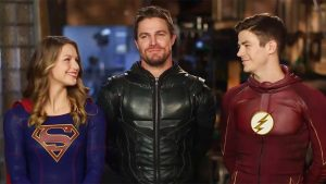 ARROW,THE FLASH,SUPERGIRL: Comic-con Trailers/DCTV News