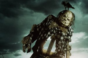 Free Advance Passes To SCARY STORIES TO TELL IN THE DARK