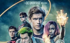 DC's TITANS: Deathstroke's Video Manifesto