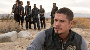 MAYANS MC: The Complete First Season Hits DVD!