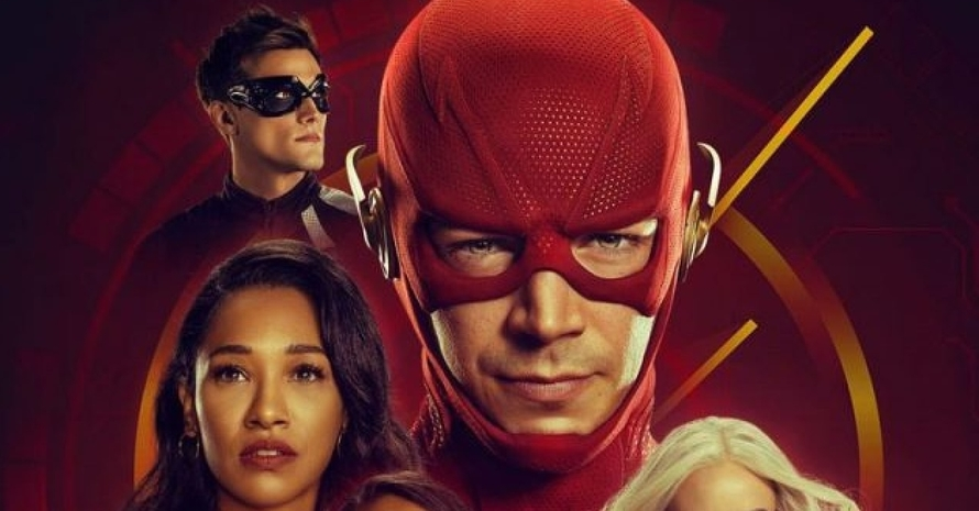 THE FLASH: NEW TRAILER FOR NEXT WEEK'S PREMIERE