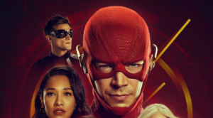 'THE FLASH' GETS A NEW POSTER!