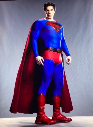 BRANDON ROUTH: A Superman in Crisis