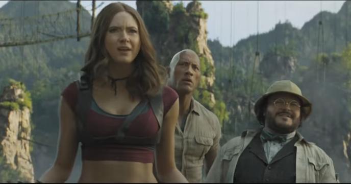 JUMANJI: THE NEXT LEVEL – Final Trailer