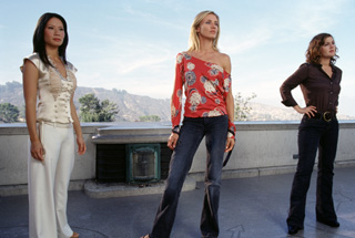 Charlie's Angels Full Throttle Blu-ray