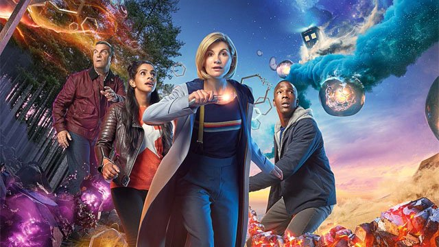DOCTOR WHO: THE FAM IS BREAKING UP