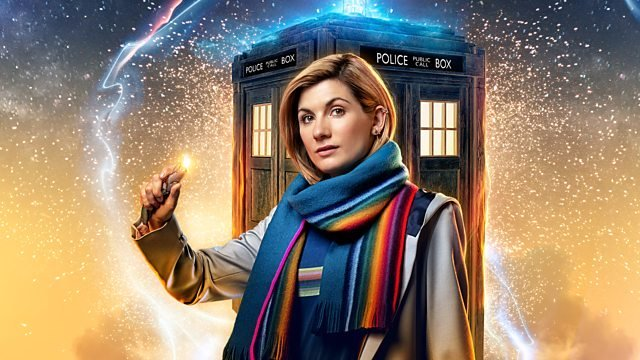 DOCTOR WHO: A TRAILER DROP & NEW YEAR'S DAY DEBUT