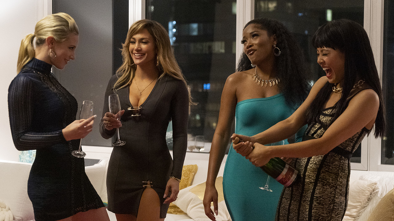 HUSTLERS Blu-ray Review