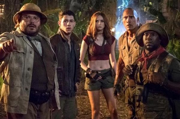 Win Advance Screening Passes to JUMANJI: The Next Level in Chicago, IL