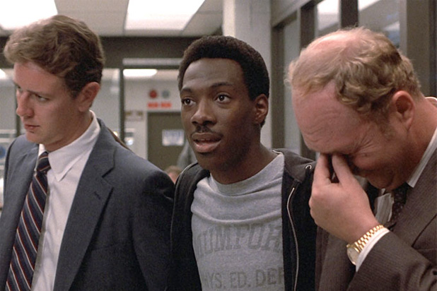 BEVERLY HILLS COP- 3 Movie Collection Hits Blu-ray!