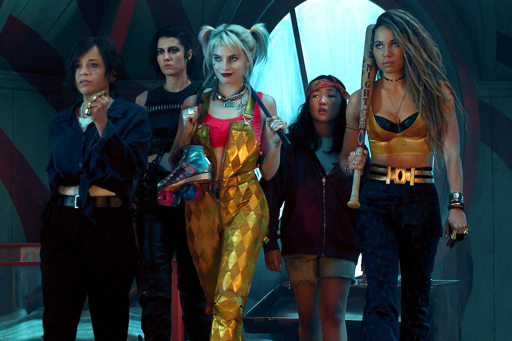 BIRDS OF PREY: The Featurette