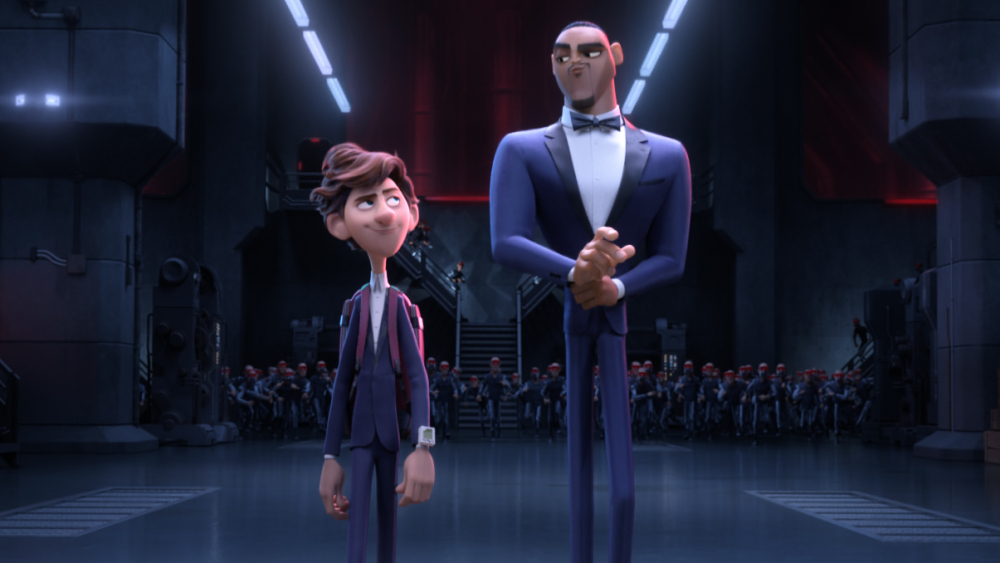 SPIES IN DISGUISE Hits Blu-ray!