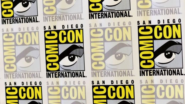 SAN DIEGO COMIC-CON:  THE FREE 'ONLINE' EVENT